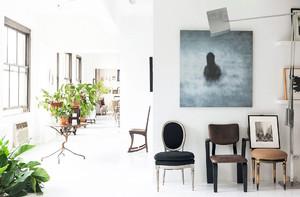 2015欧式简约唯美三室两厅两卫装修效果图