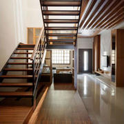 简约风格楼梯装修大全