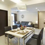 三室一厅餐厅装修设计