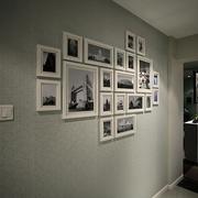 两室一厅背景墙装修