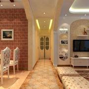 单身公寓家居设计大全