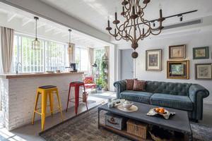 公寓客厅装修案例