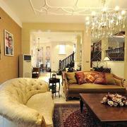 欧式风格家居设计图片