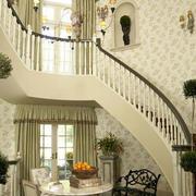 温馨型阁楼楼梯装修