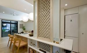 70平米3.3米挑高小户型一居室家装设计效果图
