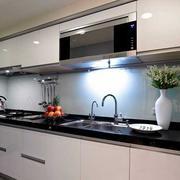 两室一厅厨房装修大全