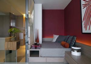 150平米时尚摩登略带禅意的内敛房屋装修效果图