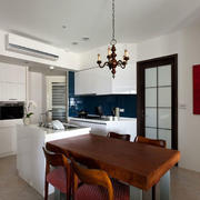 宜家风格单身公寓欣赏