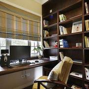 三室两厅书房装修