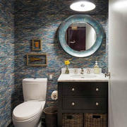 公寓卫生间装修设计