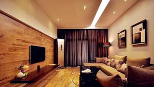 房屋客厅效果图片