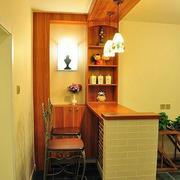 温馨型厨房装修图片