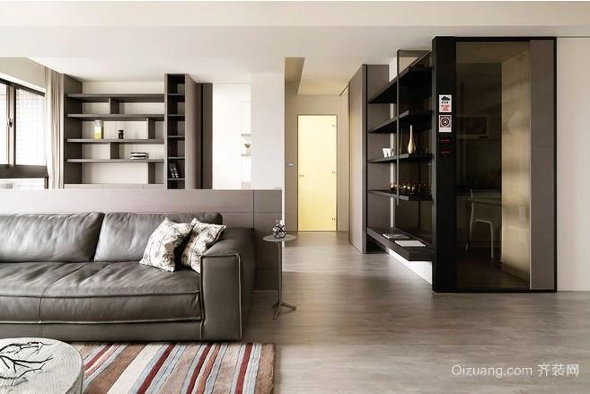 95平米彰显自由与从容的宜家家居室内装修效果图大全