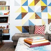 创意型客厅设计图片