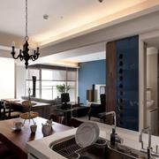 单身公寓餐厅欣赏