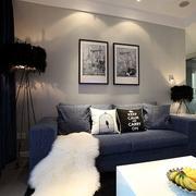 两室一厅沙发装修大全