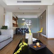 房屋木地板设计图片