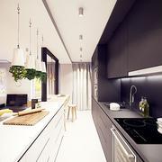 室内厨房装修图片