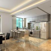 厨房地板砖装修设计