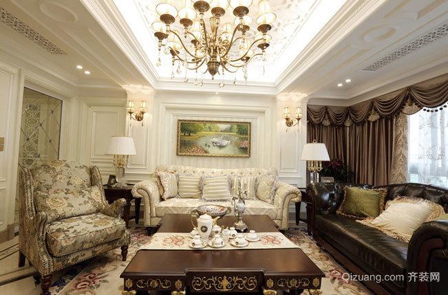 有品位有内涵的新古典风格家居装修效果图鉴赏