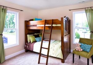 90平米优雅欢快的都市儿童房装修效果图鉴赏