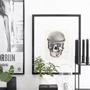 简约风格单身公寓设计