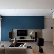 单身公寓客厅欣赏