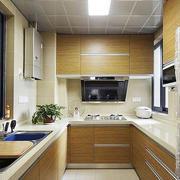 房屋厨房设计图片