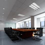 写字楼会议室装修图片