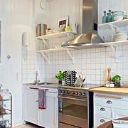 单身公寓厨房设计