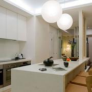 一居室小户型厨房