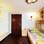 宜家风格儿童房装修