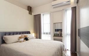 120平米层次分明的三室一厅室内设计装修效果图