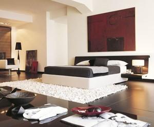 卧室地板砖设计图片