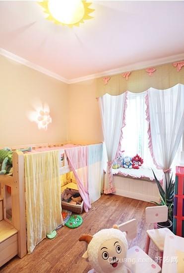 2015孩子们最爱的儿童房装修设计效果图