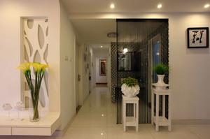现代简约风格的入户玄关设计装修效果图大全