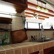 传统型三室两厅装修