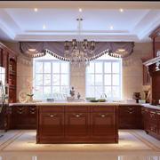 古典风格厨房装修图片