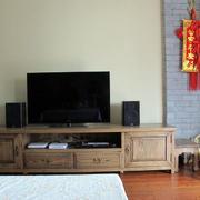 传统型电视柜设计