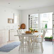 别墅开放式厨房图片