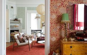 拥抱彩虹:120平大户型绚烂公寓式住宅装修效果图