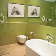 宜家风格卫生间墙面设计