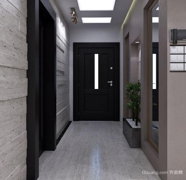 26万打造现代质感别墅设计装修效果图鉴赏