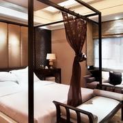 三室一厅卧室飘窗设计