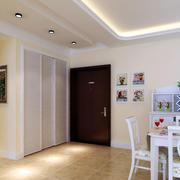 清新型单身公寓设计