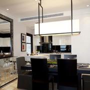 三室两厅餐厅装修