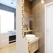 浴室背景墙装修大全
