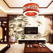 创意风格电视背景墙