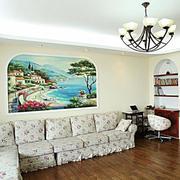 三室两厅木质地板装修