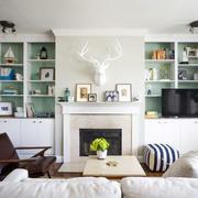 公寓客厅装修图片